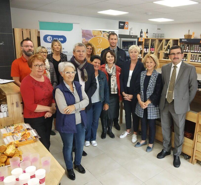 La CCMP est fière d'accompagner les commerçants et artisans locaux !